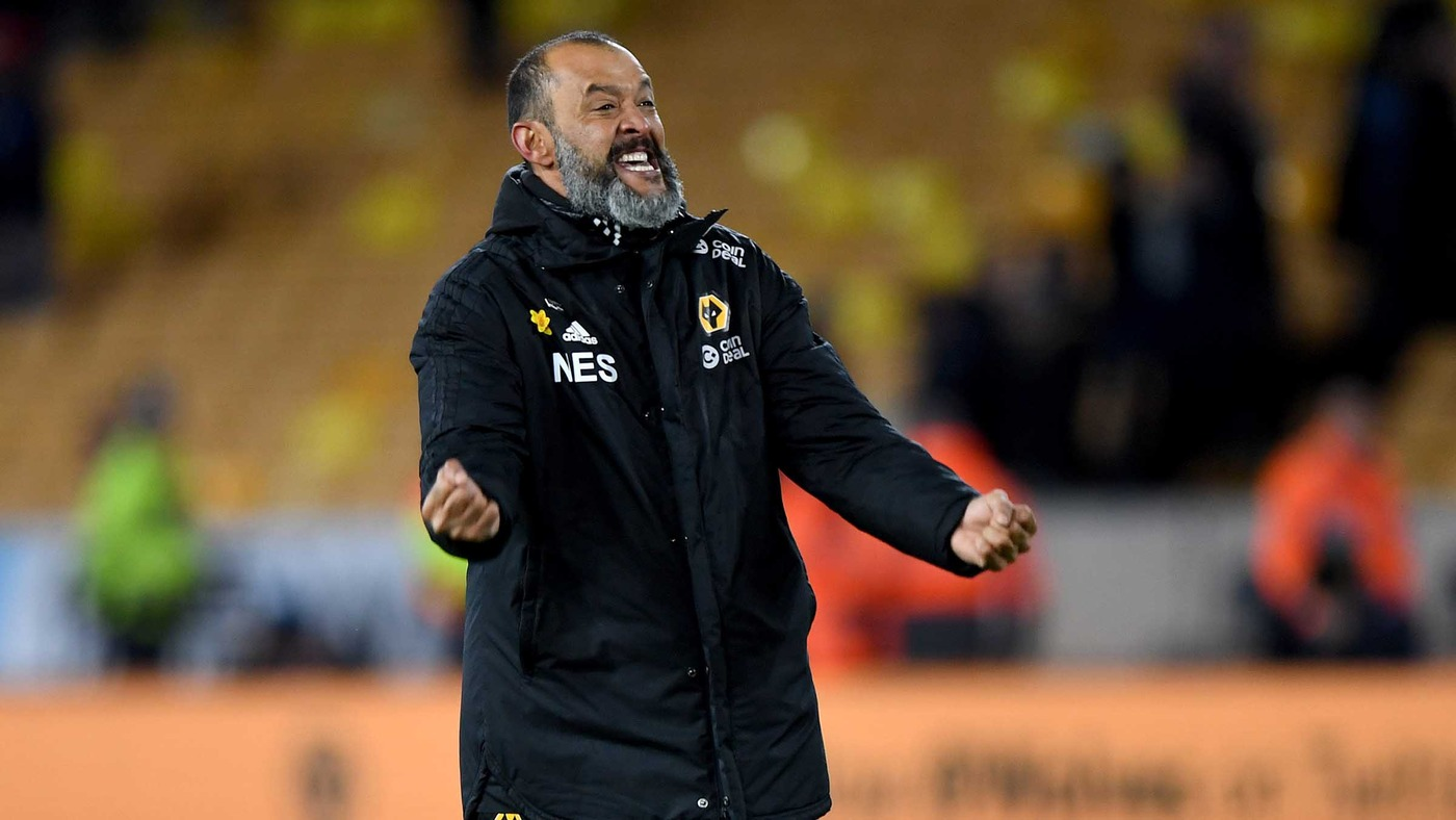 Nuno pleased with reaction against United