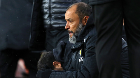 Nuno looks ahead to home fixture with Brighton