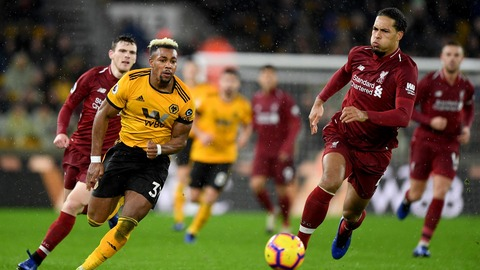 Wolves 0-2 Liverpool | Extended