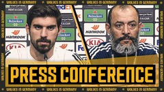 Neves and Nuno on Europa League final 8, ambitions, Sevilla and winning for Jonny.