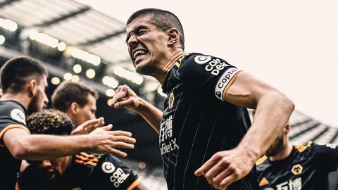 Coady on an amazing week for Wolves