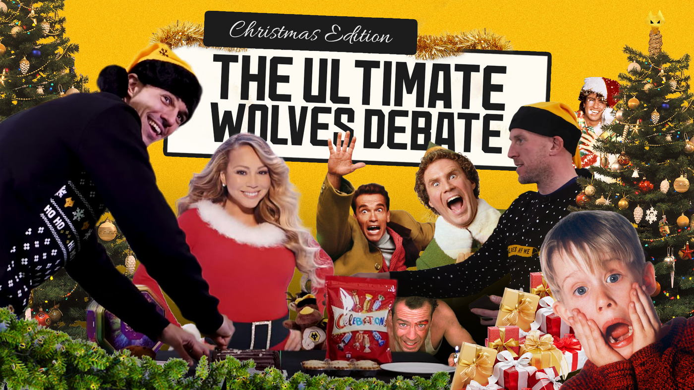 MOVIES. DINNER. MUSIC. TREATS. | THE ULTIMATE WOLVES CHRISTMAS DEBATE