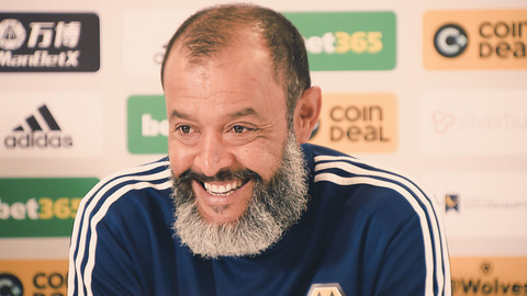 Nunos pre-FC Pyunik press conference