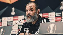 European qualification, squad ambitions and Marbella | Nuno's pre-Besiktas press conference
