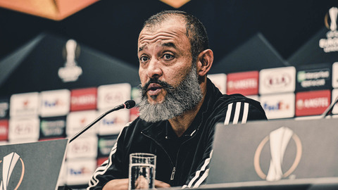European qualification, squad ambitions and Marbella | Nuno's pre-Besiktas press conference