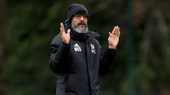 Nuno's pre-Cardiff press conference