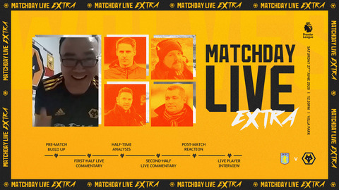 Matchday Live Extra | Jiao Yang