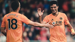 Crusaders 1-4 Wolves | Highlights
