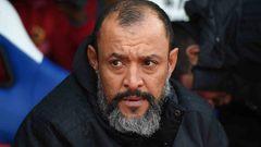 Nuno's pre-Huddersfield press conference