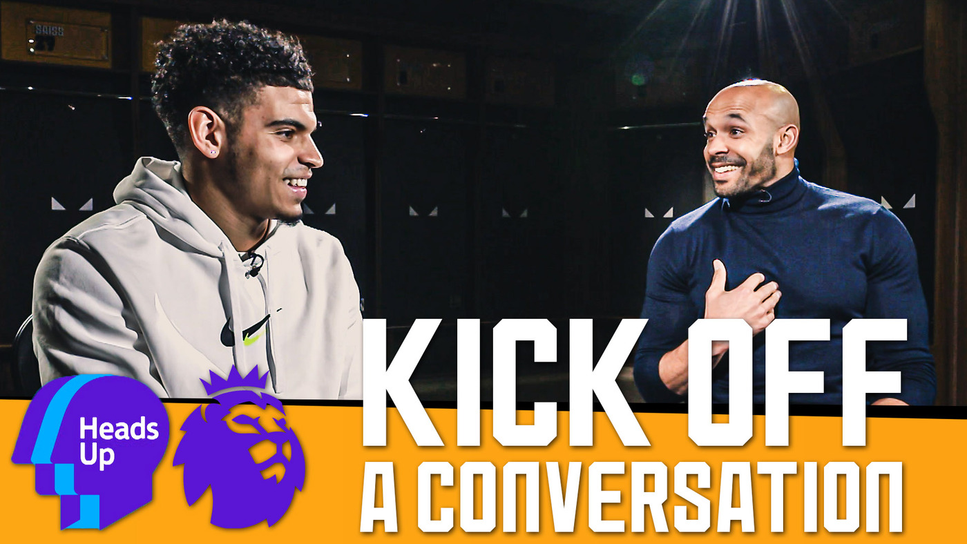 Morgan Gibbs-White and Matt Murray talk mental health in football