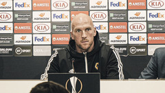 Ruddy on getting a Europa League opportunity | Pre-Besiktas press conference