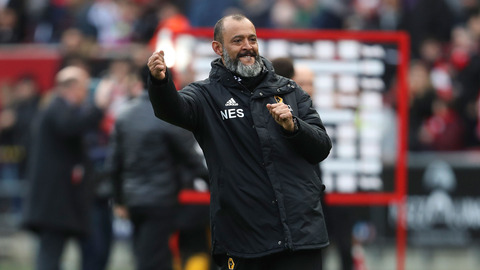Nuno on advancing to the FA Cup quarter finals