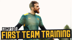 YOU SHALL NOT PASS! | Our goalkeepers train ahead of Spurs' visit to Molineux