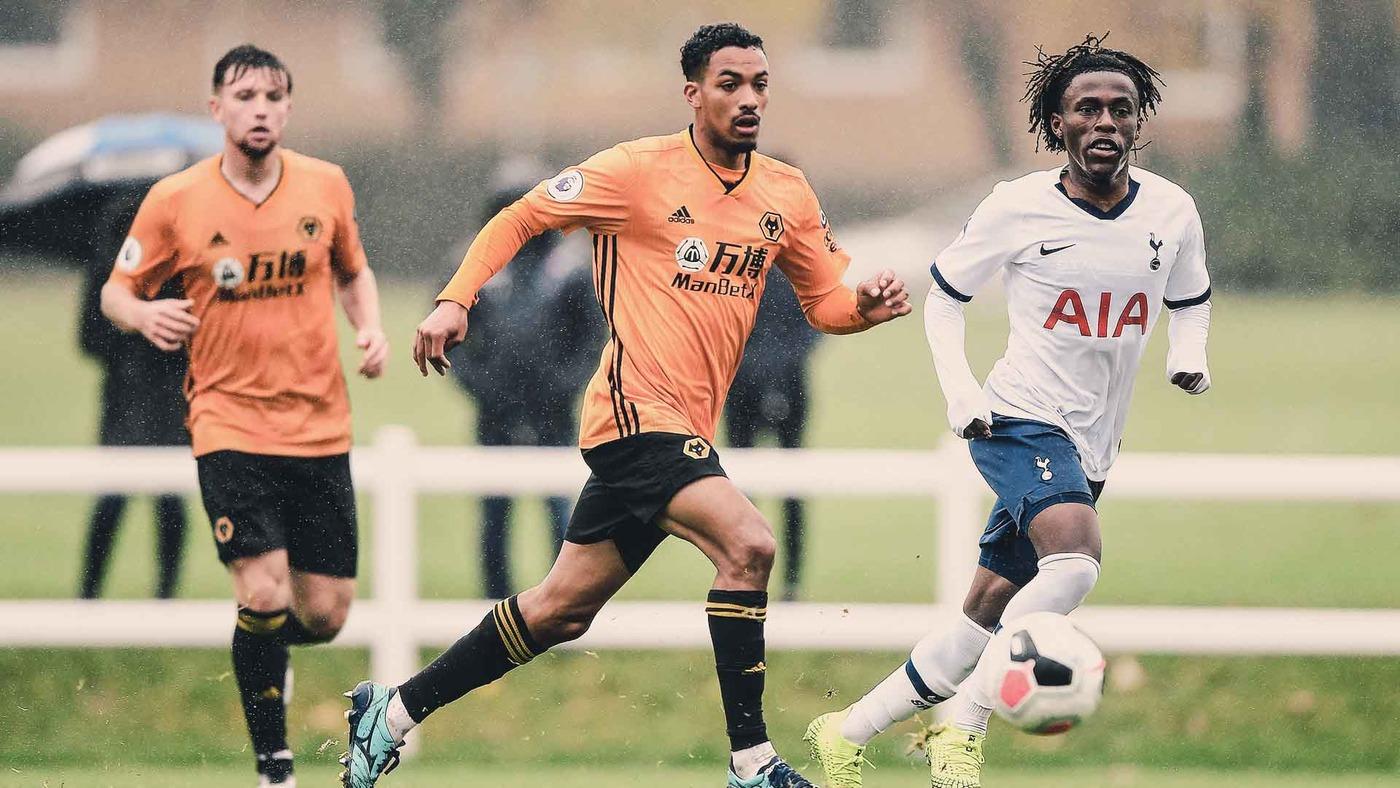 Wolves 1-2 Tottenham | PL2 Highlights