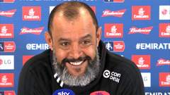 Nuno's pre-Manchester United press conference