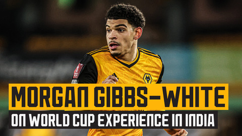 Morgan Gibbs-White on his experiences in India with England U17s | PL Next Gen India