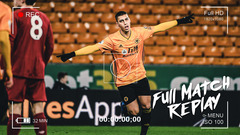 Wolves 2-2 Liverpool | PL International Cup | Full Match Replay