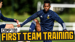 NELSON SEMEDO TRAINS FOR THE FIRST TIME WITH WOLVES! | Our new signing has double session ahead of West Ham