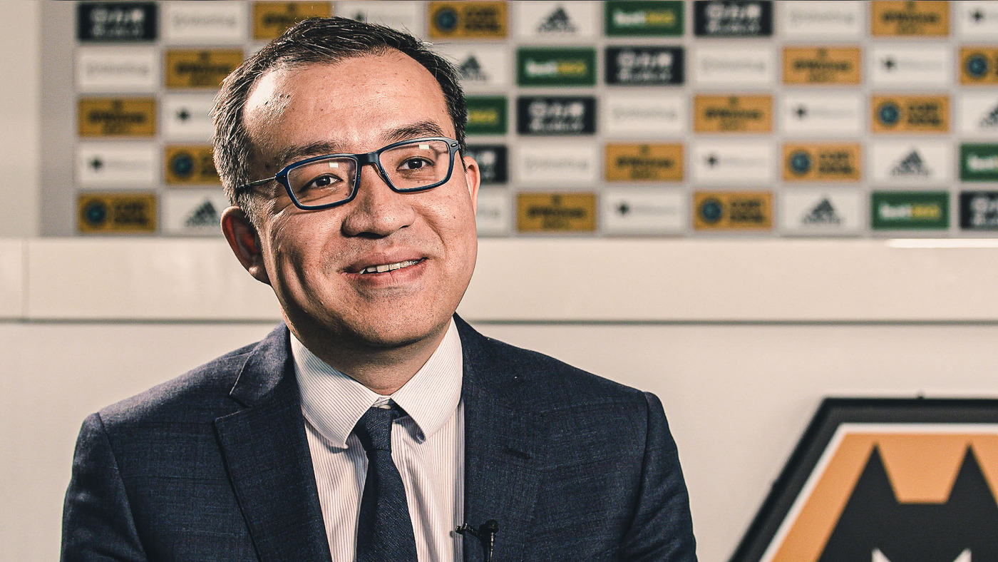 Jeff Shi on Wolves in China, growing the brand, Molineux and future investment