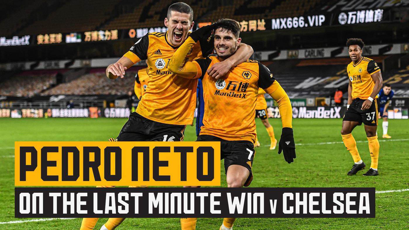 Match winner Neto on victory over Chelsea