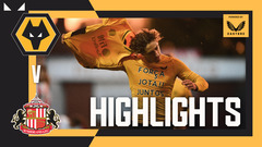 The unbeaten streak comes to an end | Wolves 1-3 Sunderland | PL2 Highlights