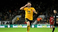 Neves sensational strike v Liverpool in the FA Cup
