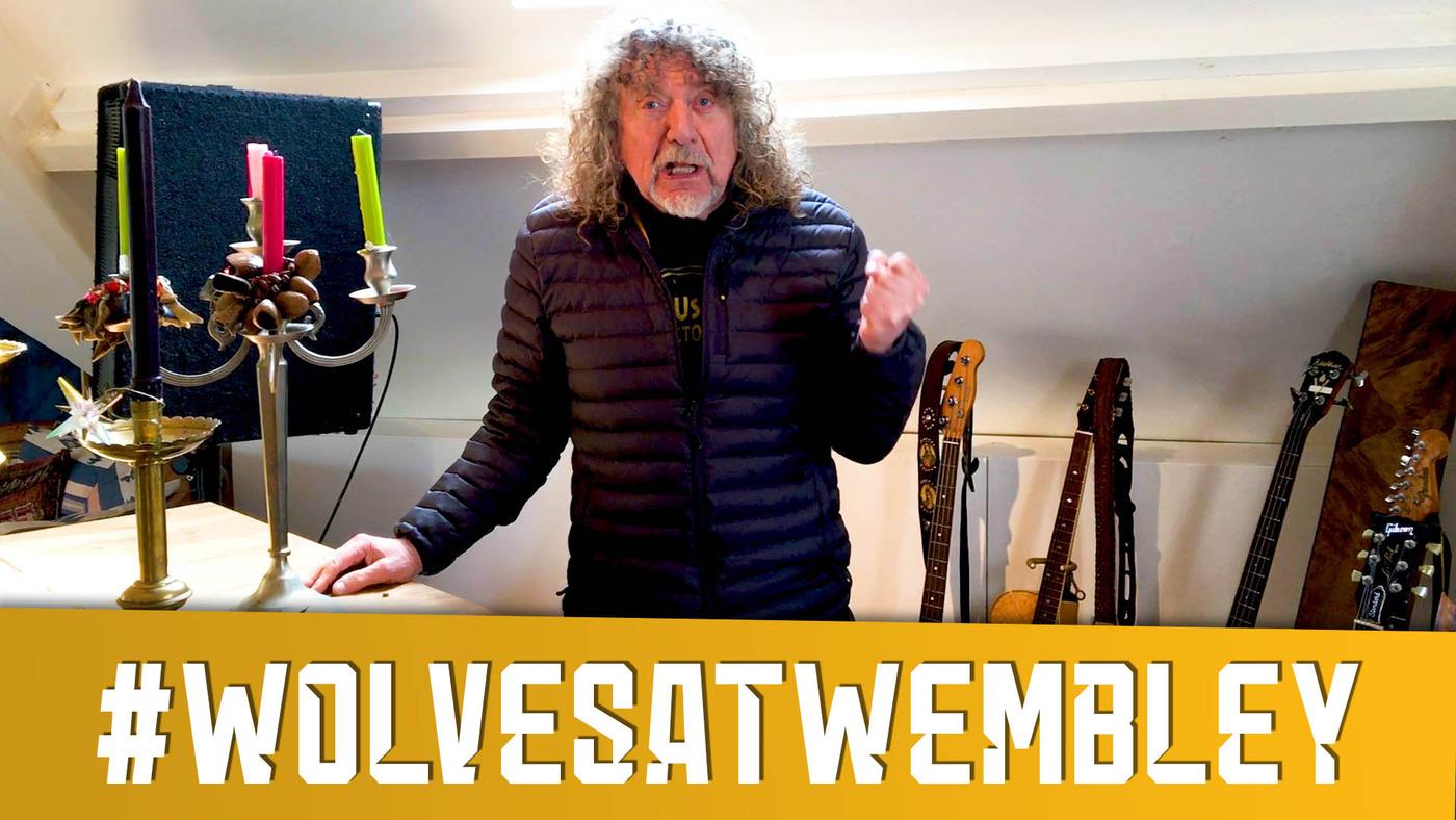 #WolvesAtWembley | Good luck messages