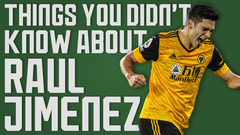 Raul beat Neymar in a final! | Ten things you didn't know about Raul Jimenez