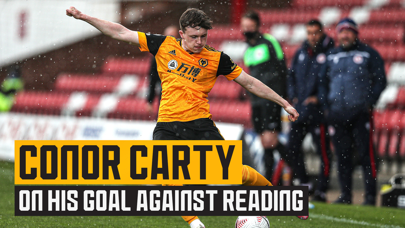 Conor Carty looking forward to Play-off fixture at Palace