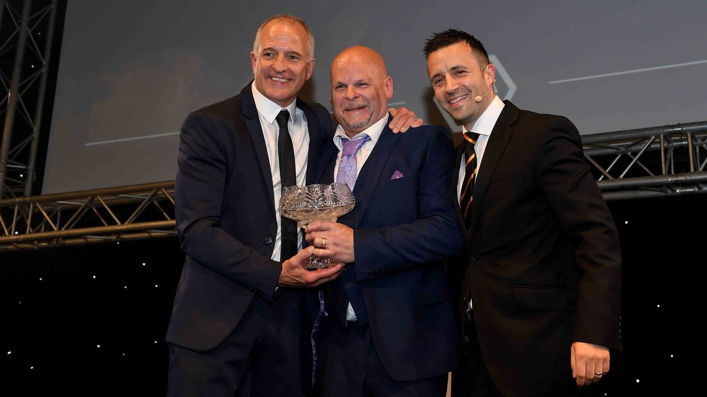Rachel Heyhoe Flint Award | Steve Plant