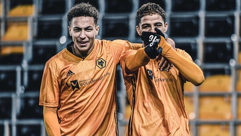 Wolves 3-0 Nottingham Forest | U18 Highlights