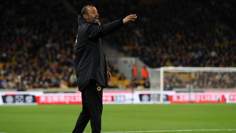 Nuno's pre-Arsenal press conference