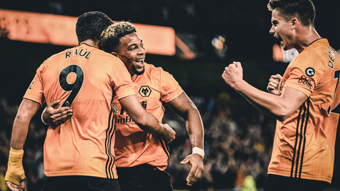 Every Wolves Europa League qualifying goal!