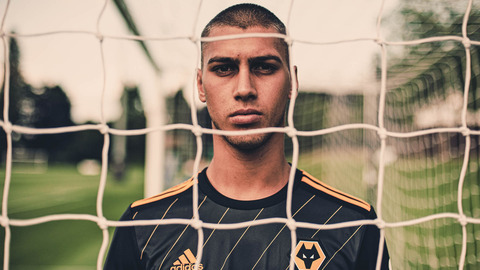 Bruno Jordao ready to fight for Wolves
