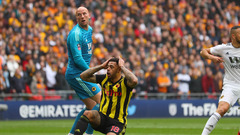 Disappointed Ruddy on cruel Watford defeat