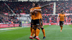 Highlights: Middlesbrough 1-2 Wolves