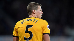 Bennett reacts to a dramatic win at St. James' Park