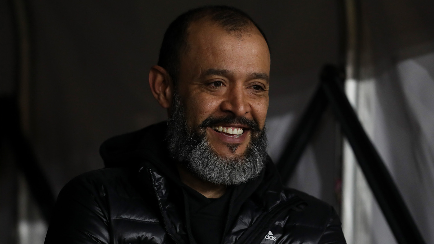 Nuno on Cup victory against Liverpool