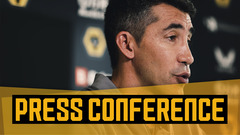 Lage on Jimenez' Premier League availability, new signing Hwang and continuing to create chances in order to win games