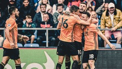 Crystal Palace 1-1 Wolves | Extended Highlights