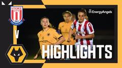 Stoke City Ladies 0-4 Wolves Women