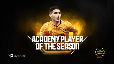 Academy Player of the Season | Christian Marques