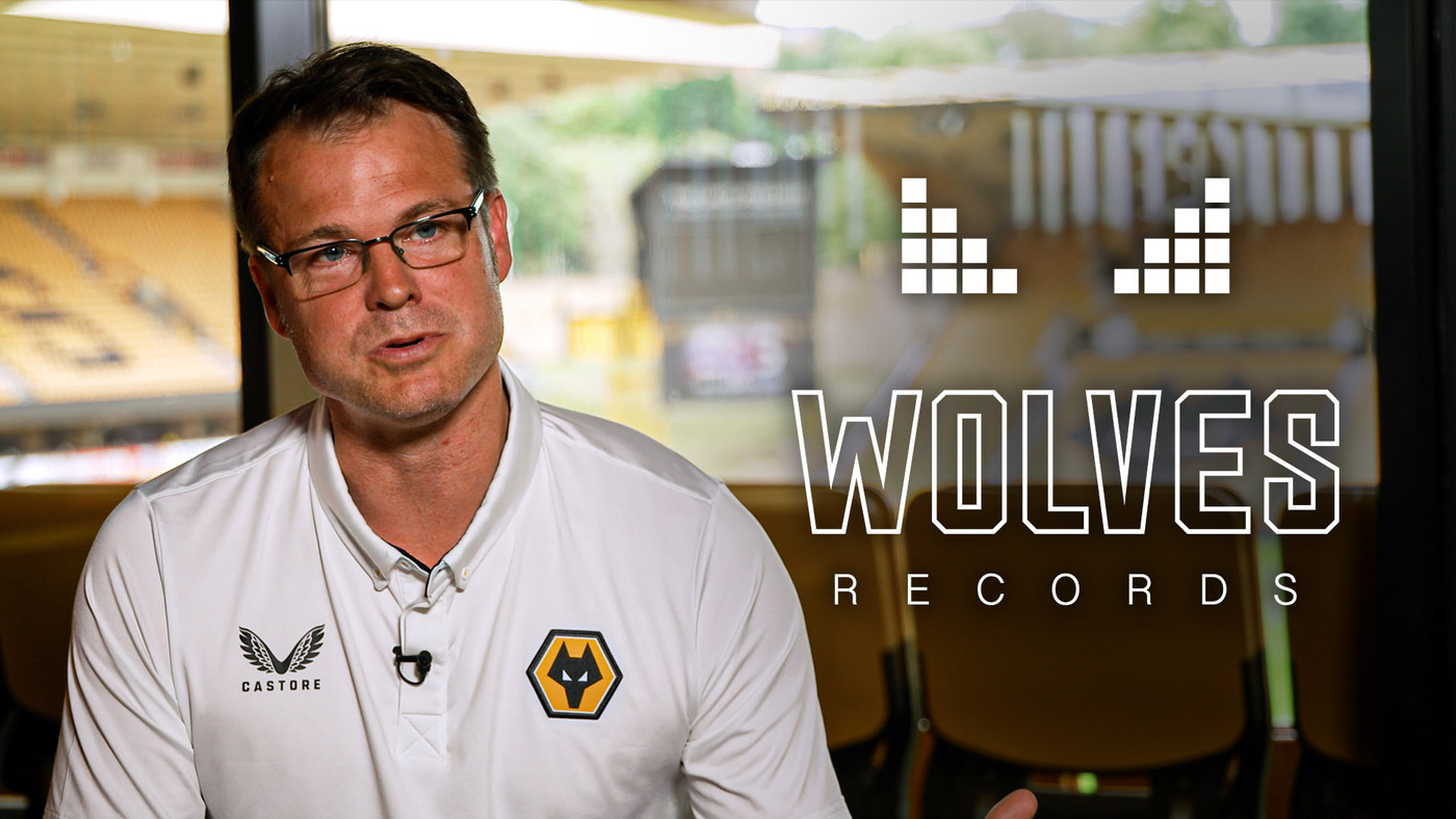 Russell Jones | Wolves Records