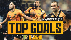 From Steve Bull to Raul Jimenez | The best goals from Wolves number 9s!