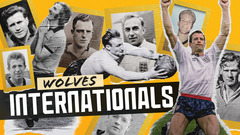 Ten Wolves LEGENDS who played for their country!