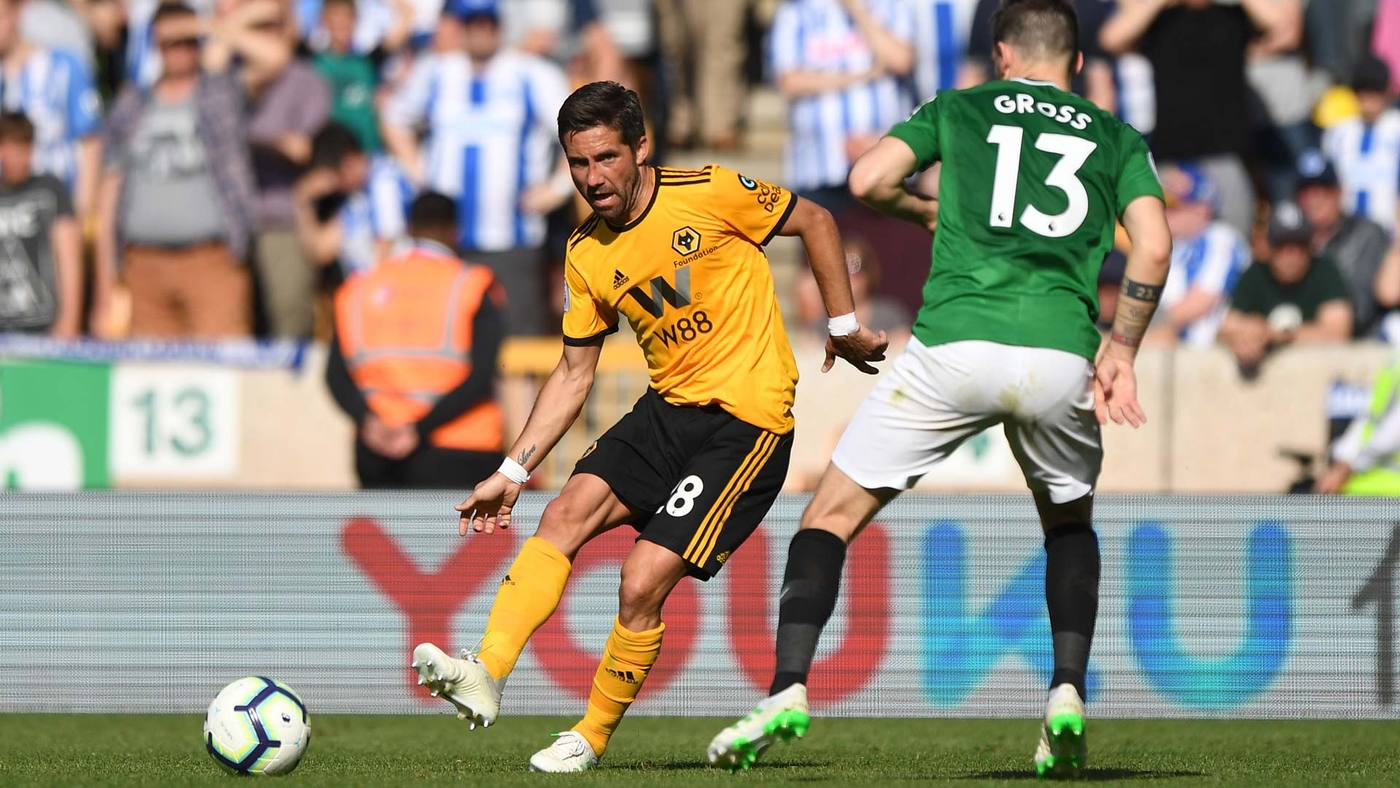 Wolves 0-0 Brighton | Extended