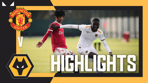 An exhilarating cup tie | Man United U18s 4-2 Wolves U18s | Extended highlights