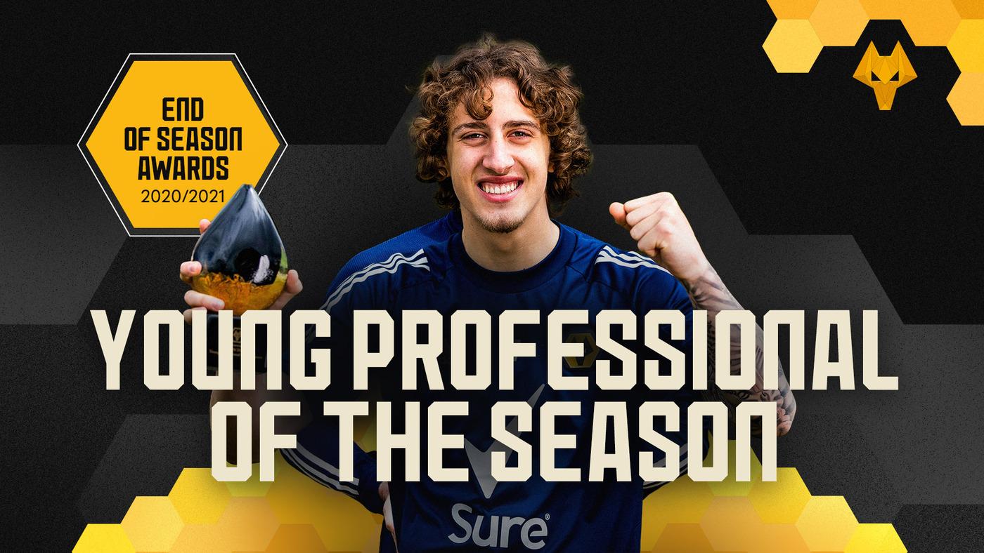 Young Professional of the Season | Fabio Silva