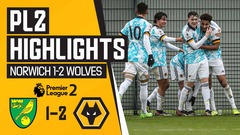 Richards and Hesketh help Wolves beat Canaries! Norwich City 1-2 Wolves U23s | PL2 Highlights