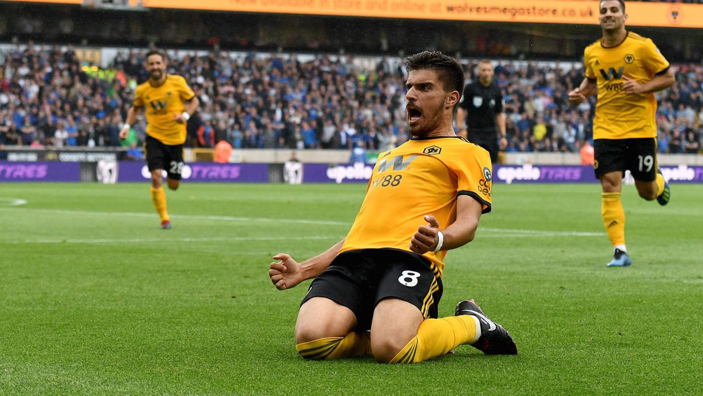 Neves' Stunning Free-Kick Against Everton